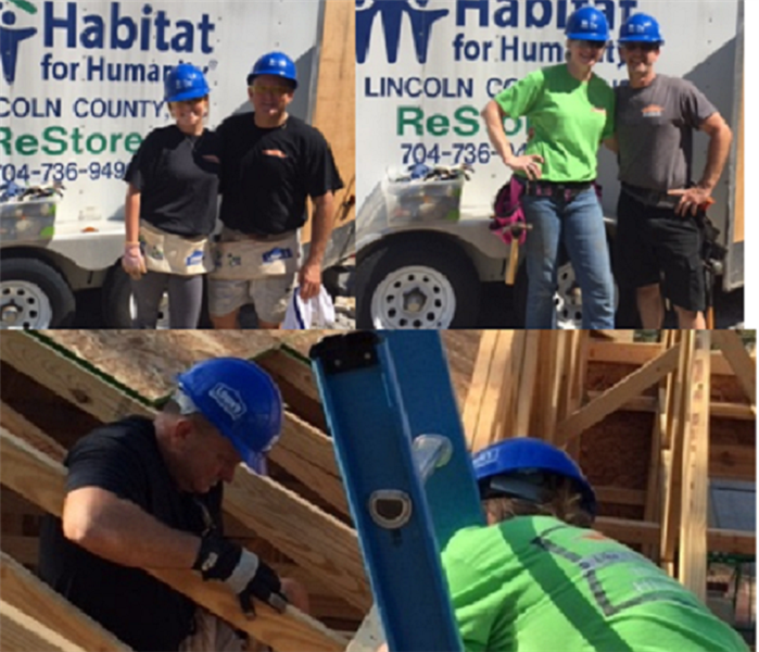 Raising The Roof With Habitat for Humanity