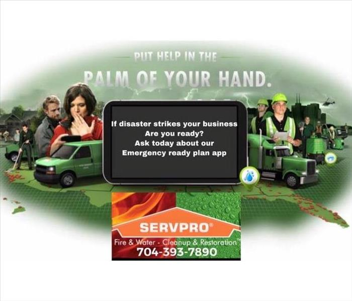 Why SERVPRO WHY SERVPRO