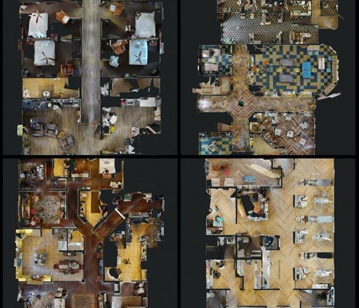 3D scanning technology is helping residential customers recover from storm, fire, and water damage